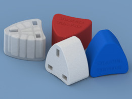 """EOS Quickfire 3D Print Challenge Entry - """"Travel Tector"""""""