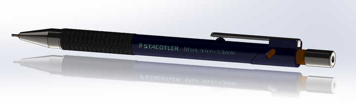 Staedtler Mars micro 0.5mm technical pen