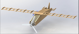 Test Frame for Rc Plane