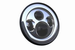 "7"" LED Headlight Land Rover Jeep"