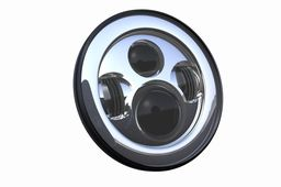 "7"" LED Headlight Land Rover Jeep"