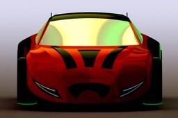 F-con Super Car