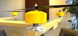Flying Platform (Quadcopter)