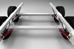 Tikitrailer Torsion Axle Design 1