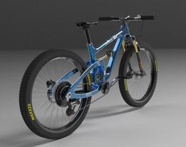 Yeti SB5 Beti Mountain Bike
