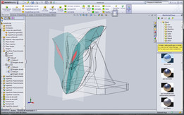 escultura com superficies solidworks