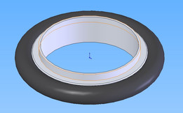ISO-NW Centering Ring