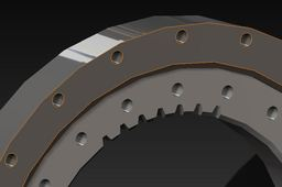 SolidWorks Gear Set