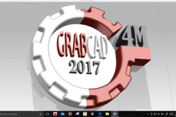 4 MILLION MEMBERS THROPHY - 8th year of GrabCAD
