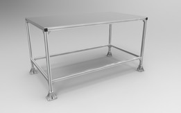 Table from bosh profiles 1800x1000x800