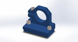 33mm Motor Clamp Assembly