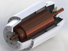 Motor eléctrico 100kW
