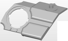 40k Tau Hammerhead Side Panel Mod V1