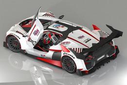 GT by Citroen Race Car