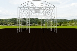 Hydroponic Greenhouse main structure