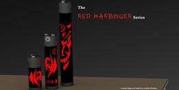 RedHarbinger Cover: the Red Harbinger series