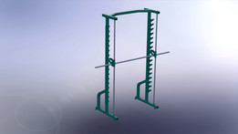 Smith machine - multipress