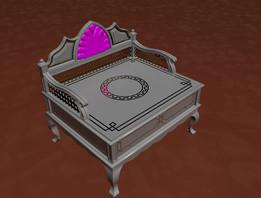 Chair of maharaja