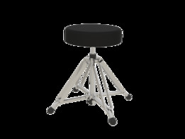 Folding stool for drummers