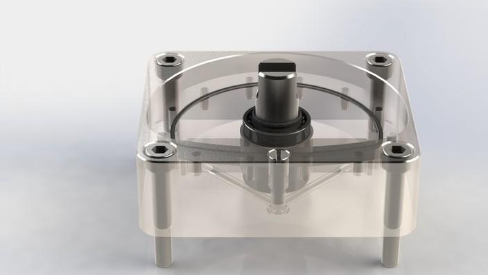Rotary Damper Design Rotary Oil Damper