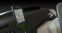 Iphone Holder Prius