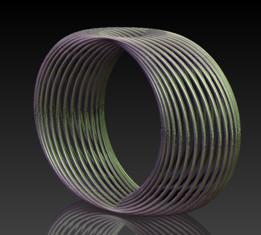 Spiral Ellipse