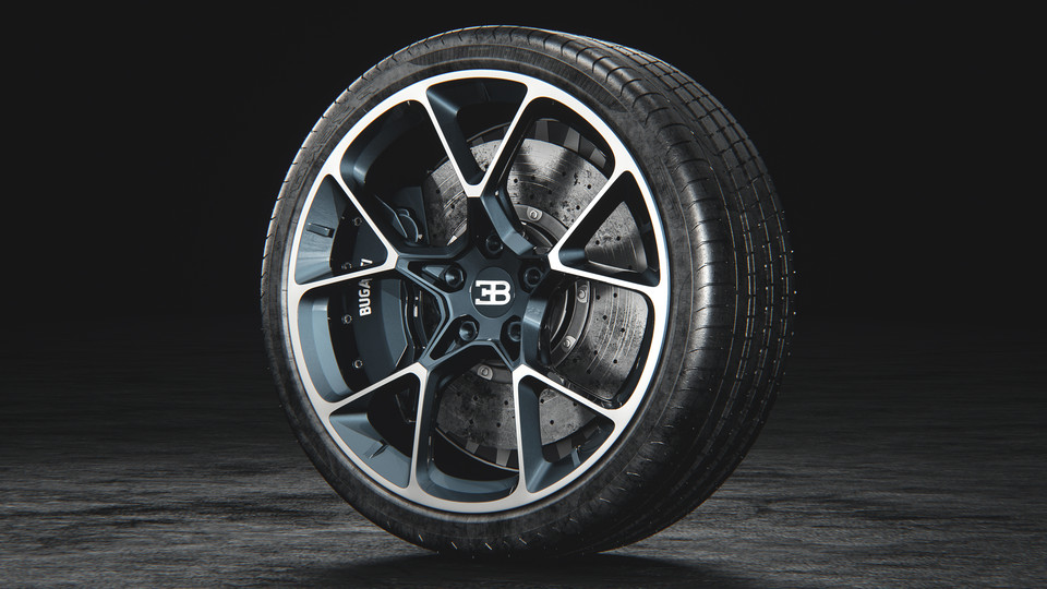 Wheels And More >> Chiron Wheel And More 3d Cad Model Library Grabcad