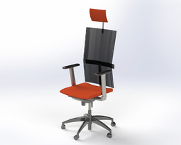 STEP / IGES, chair - Recent models | 3D CAD Model Collection