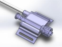 Deltran DPT-100 Blood Pressure Sensor