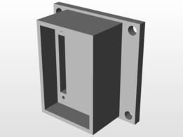 Gyro/Color Sensor Holder - Tetrix
