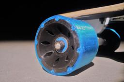 3D Printed Longboard Wheels