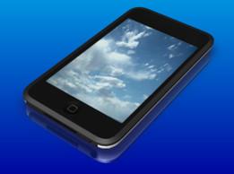 iPod Touch 1st gen.