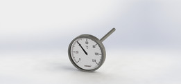 Aanalog thermometer