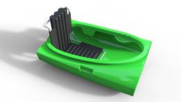 Tahe Outdoors Kayak Seat