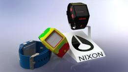 NIXON - The Lodown