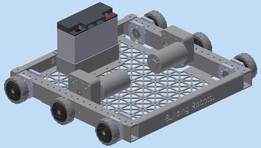 FRC 1425 Fall 2015 Demo Bot