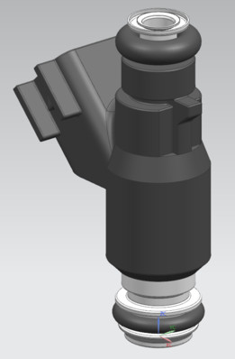 injector - Recent models | 3D CAD Model Collection | GrabCAD