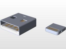 USB head & Lightning head