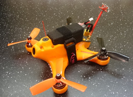 170mm FPV racer by NHAdrian