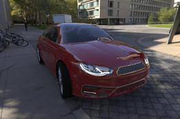 Car Design-Turkey
