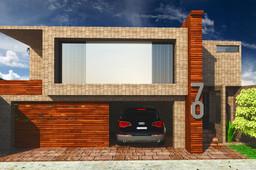 Exterior Minimalist Home