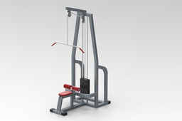 Lat Pull Down Exercise Machine