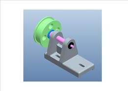 Pulley Block assembly