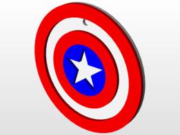 Captain Ameriac Shield