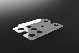 Rotatory Plate for Futaba Servo