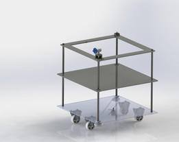 Mesa Elevable / Lifting table
