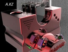 CARUS-3(A.KZ)multi-charger