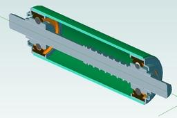 Conveyor Roller 2511-11
