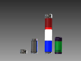 Modular Water Bottle - Show Your Colors