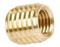 """Fitsco """"Screwfit Range"""" - Brass Threaded Insert for Plastic"""